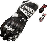 Five RFX2 Leather Motorcycle Gloves
