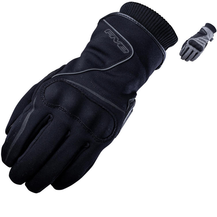 Five Stockholm Motorcycle Gloves