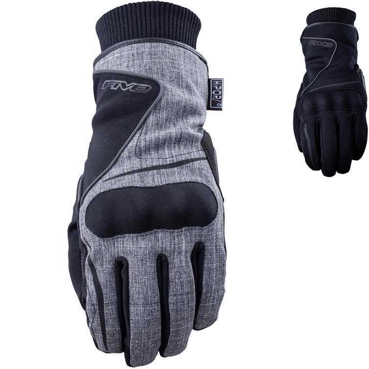 Five Stockholm Motorcycle Gloves