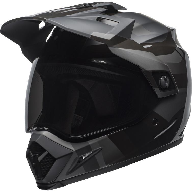 Bell MX-9 Adventure MIPS Marauder Blackout Dual Sport Helmet