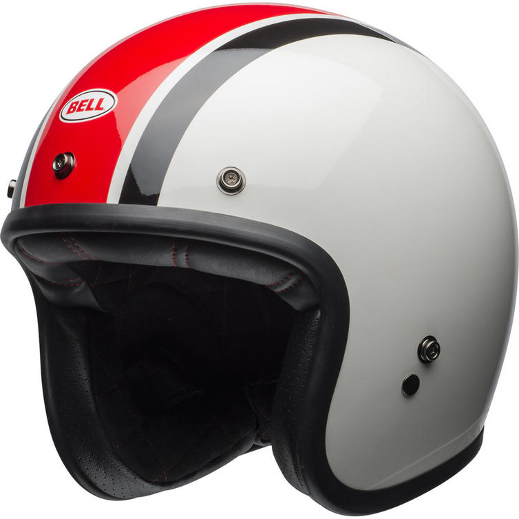 Bell Custom 500 Ace Cafe Stadium Open Face Motorcycle Helmet