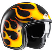 HJC FG-70S Aries Open Face Motorcycle Helmet