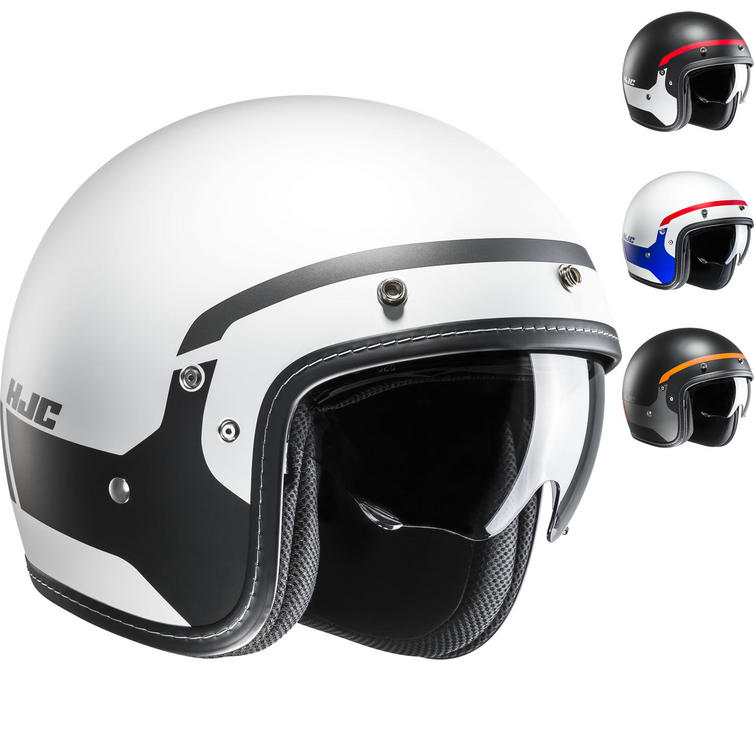HJC FG-70s Modik Open Face Motorcycle Helmet