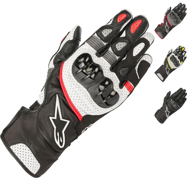 Alpinestars SP-2 v2 Leather Motorcycle Gloves