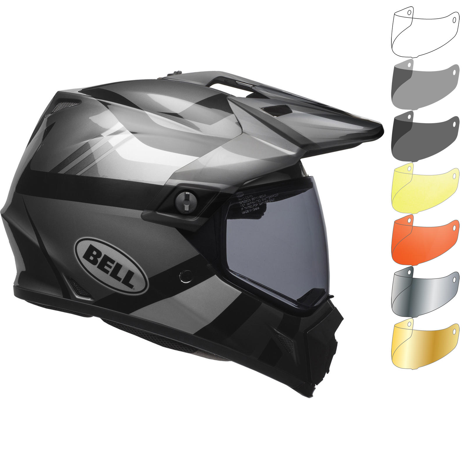 Bell Motocross Helmet Size Chart