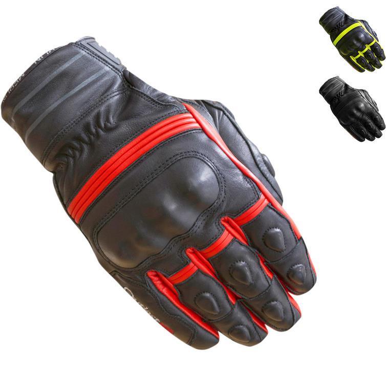 Merlin Castor Outlast Leather Motorcycle Gloves