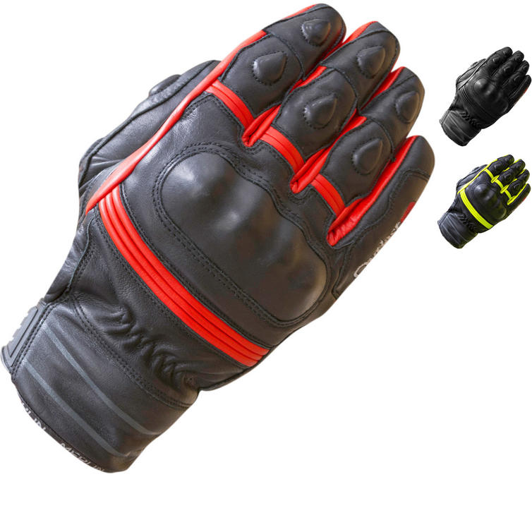Merlin Castor Outlast Leather Motorcycle Gloves