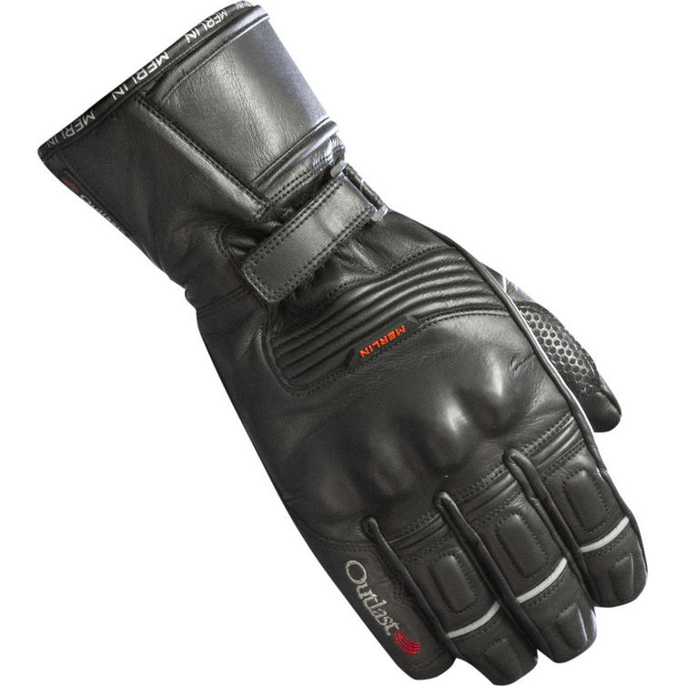 Merlin Halo Outlast Ladies Leather Motorcycle Gloves