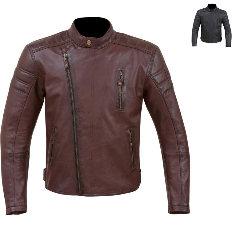 Merlin Lichfield Leather Motorcycle Jacket