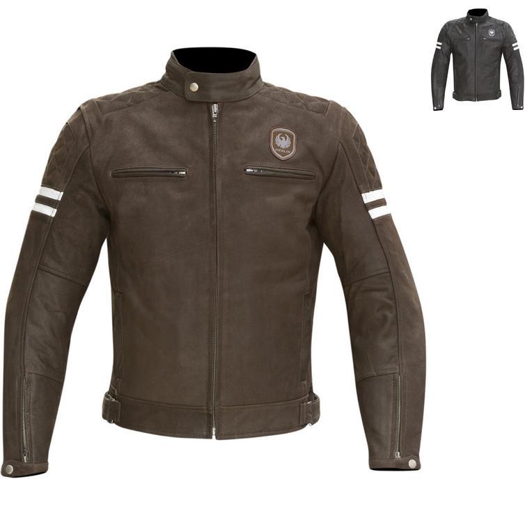 Merlin Hixon Leather Motorcycle Jacket