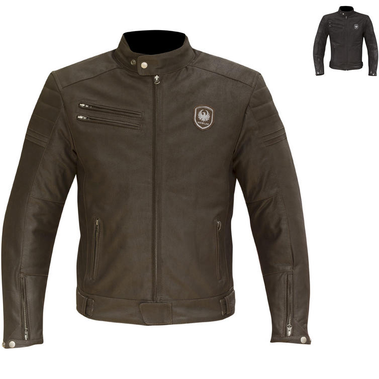 Merlin Alton Leather Motorcycle Jacket