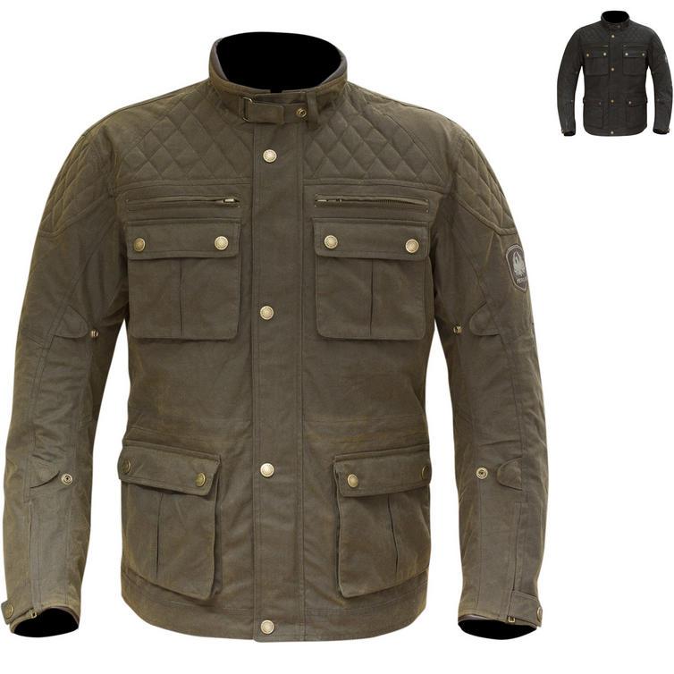Merlin Yoxall Wax Motorcycle Jacket
