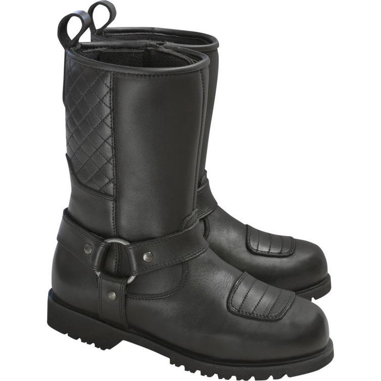 Merlin Eva Ladies Leather Motorcycle Boots