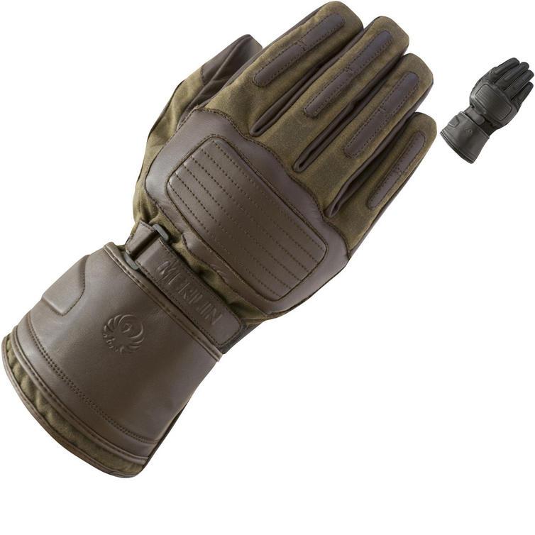Merlin Croxton Outlast Wax Motorcycle Gloves