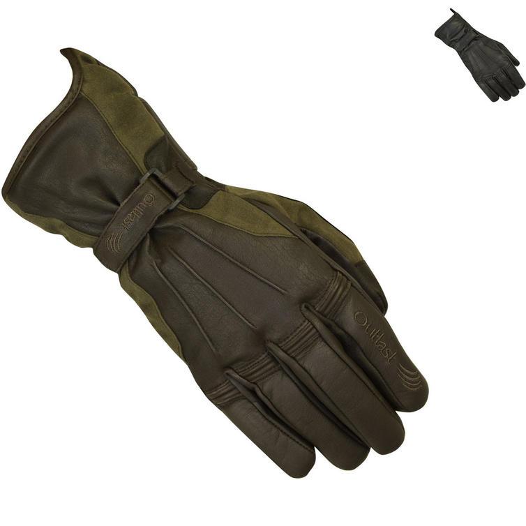 Merlin Darwin Outlast Wax Motorcycle Gloves