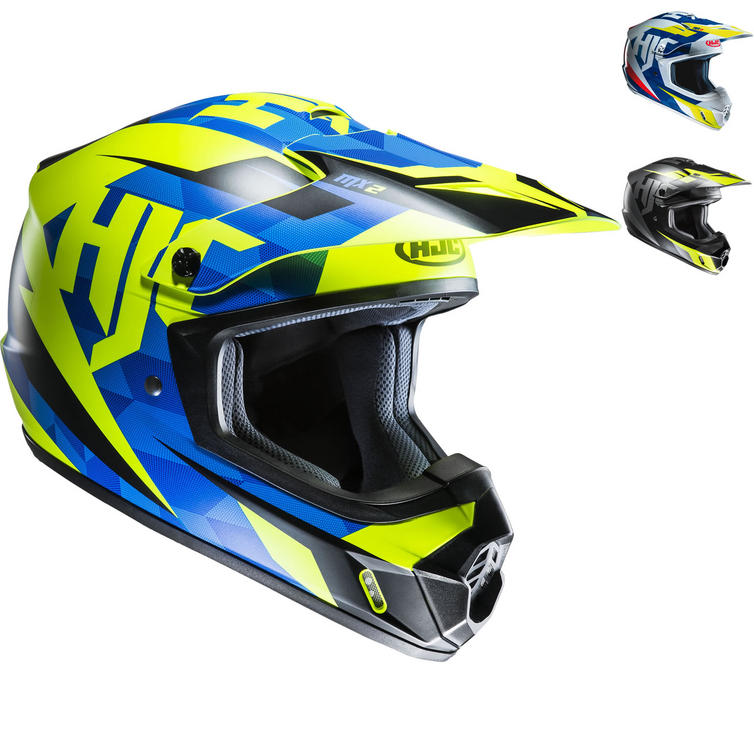 HJC CS-MX II Dakota Motocross Helmet