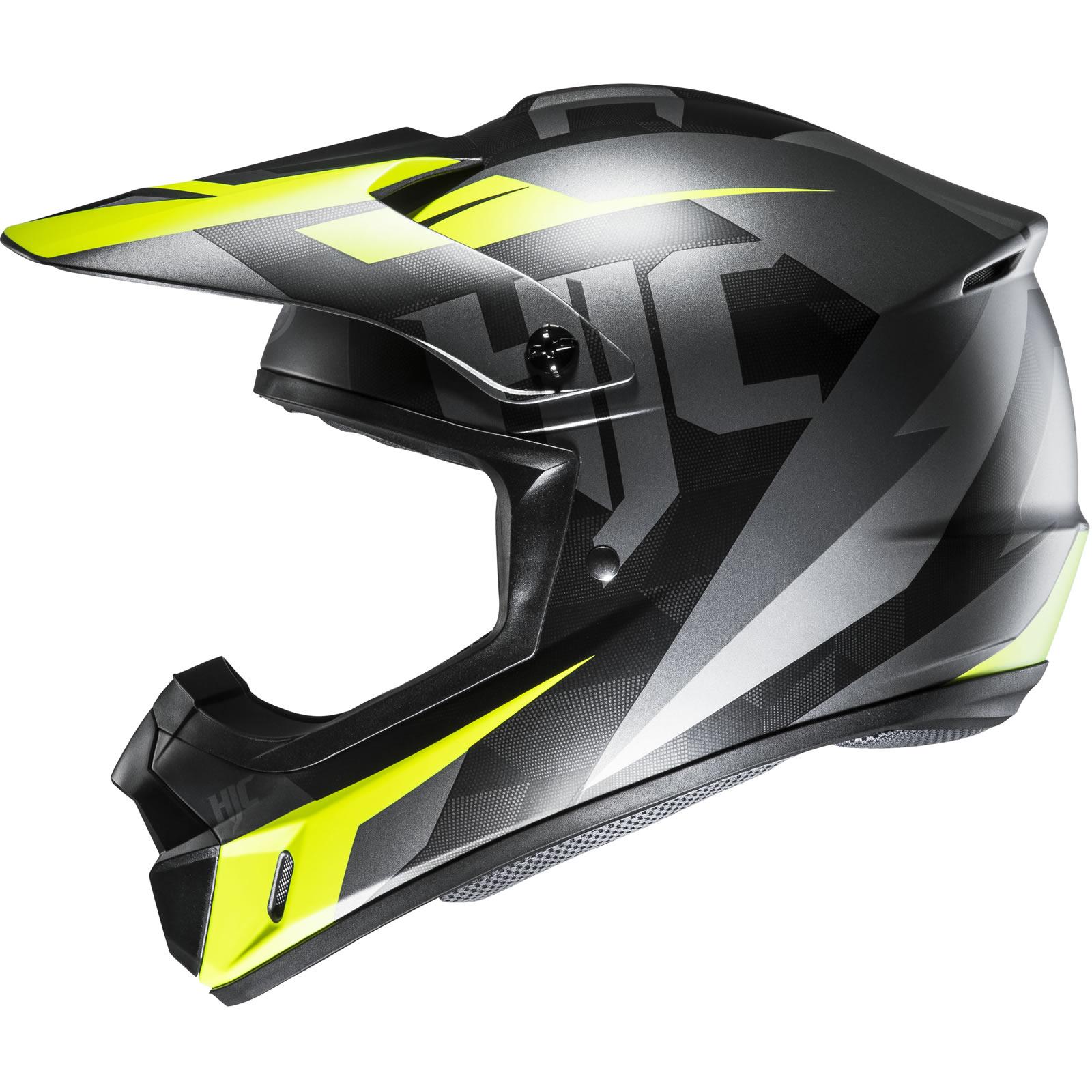 thumbnail 11 - HJC CS-MX II Dakota Motocross Helmet MX Off Road Supermoto Moto-X Supercross