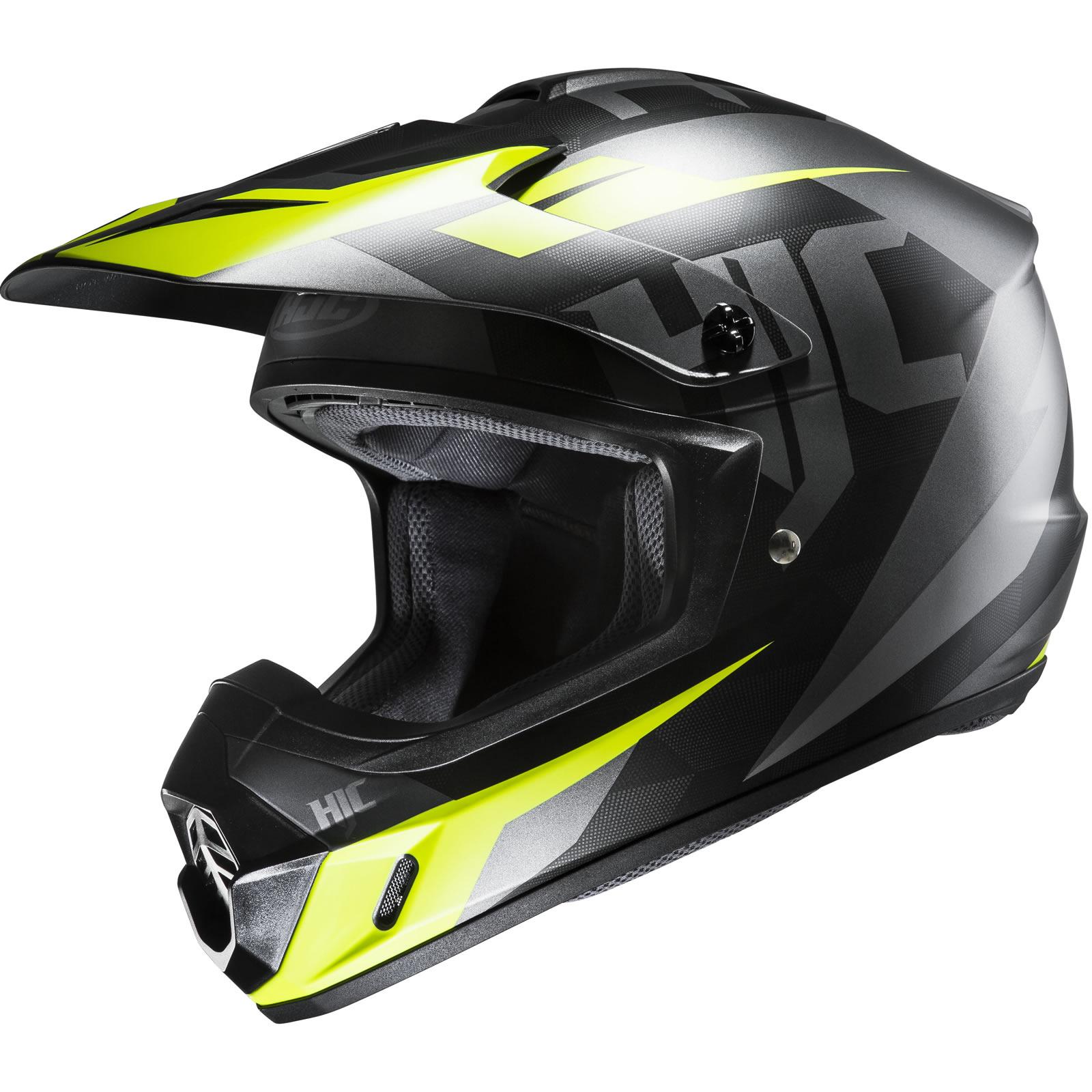 thumbnail 12 - HJC CS-MX II Dakota Motocross Helmet MX Off Road Supermoto Moto-X Supercross