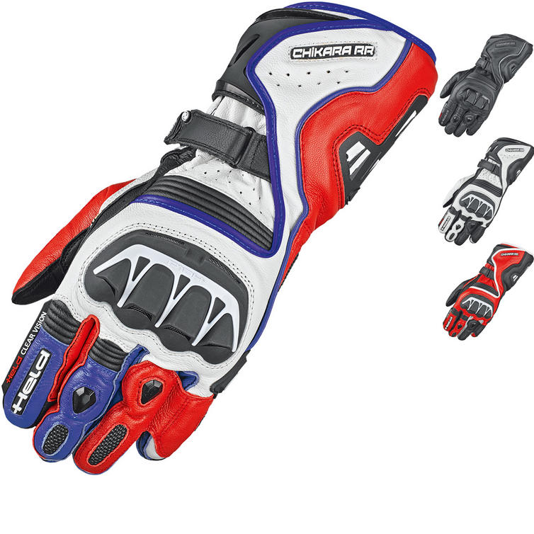 Held Chikara RR Motorcycle Gloves