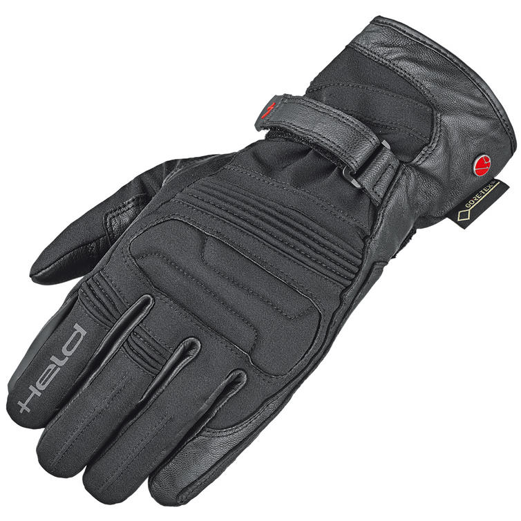 Held Satu 2 Gore-Tex Motorcycle Gloves