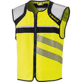 Held Flashlight 2 Hi Viz Motorcycle Vest