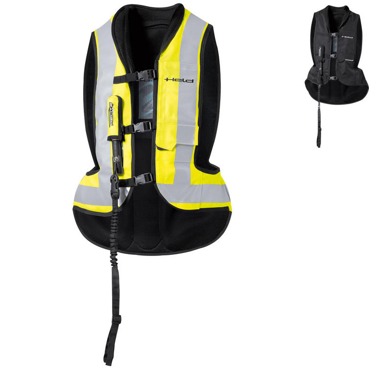 Held Air Vest Inflatable Protector Vest