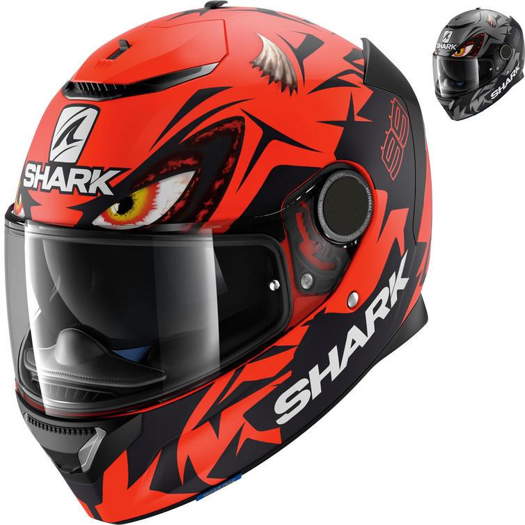 Shark Spartan Lorenzo Austrian GP Replica Motorcycle Helmet