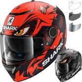 Shark Spartan Lorenzo Austrian GP Replica Motorcycle Helmet & Visor