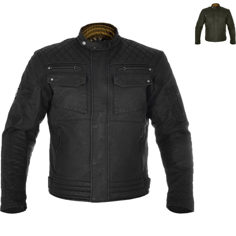 Oxford Hardy Wax Motorcycle Jacket