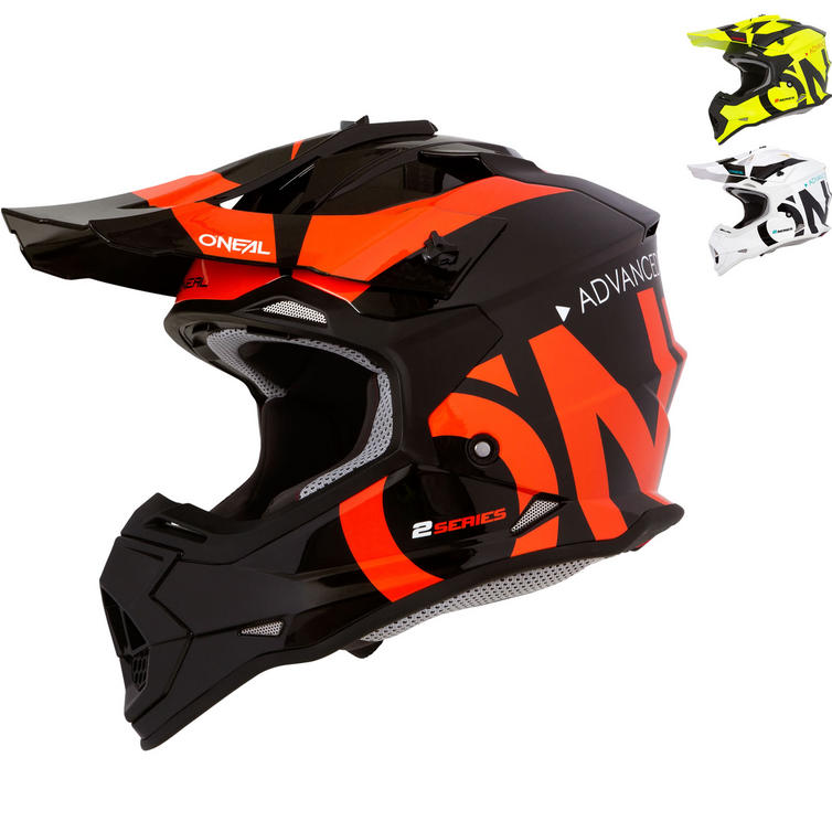 Oneal 2 Series Slick Youth Motocross Helmet