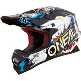 Oneal 3 Series Villain Youth Motocross Helmet