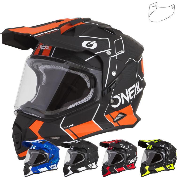 Oneal Sierra II Comb Dual Sport Helmet & Visor