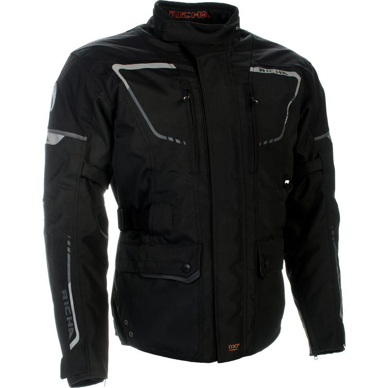 Richa Phantom 2 Ladies Motorcycle Jacket