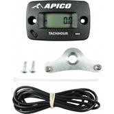 Apico Hour & Tach Meter Including Bracket