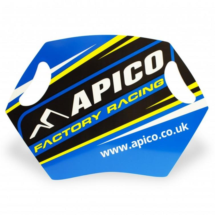 Apico Factory Racing Pit Board
