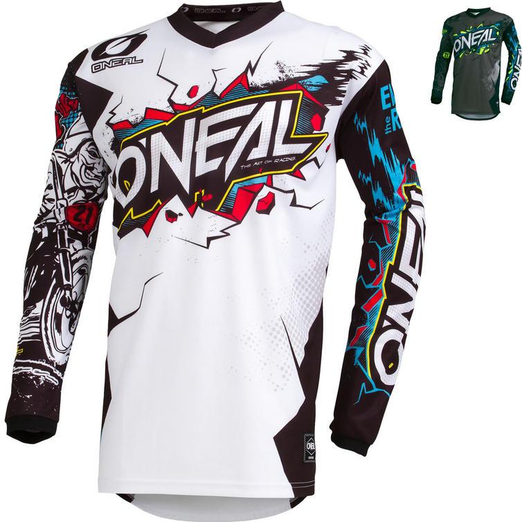 Oneal Element 2019 Villain Motocross Jersey