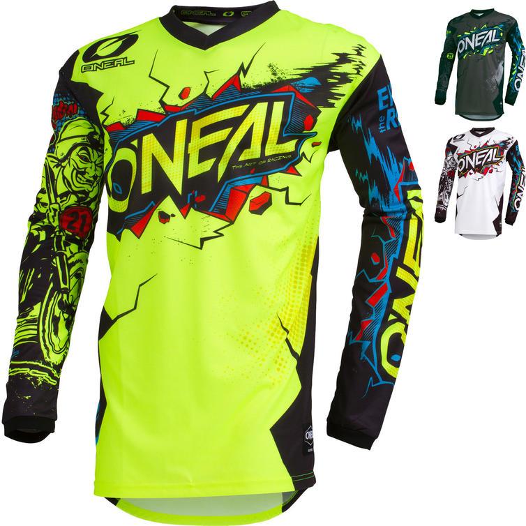 Oneal Element 2020 Villain Motocross Jersey