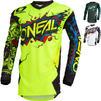 Oneal Element 2020 Villain Motocross Jersey Thumbnail 2