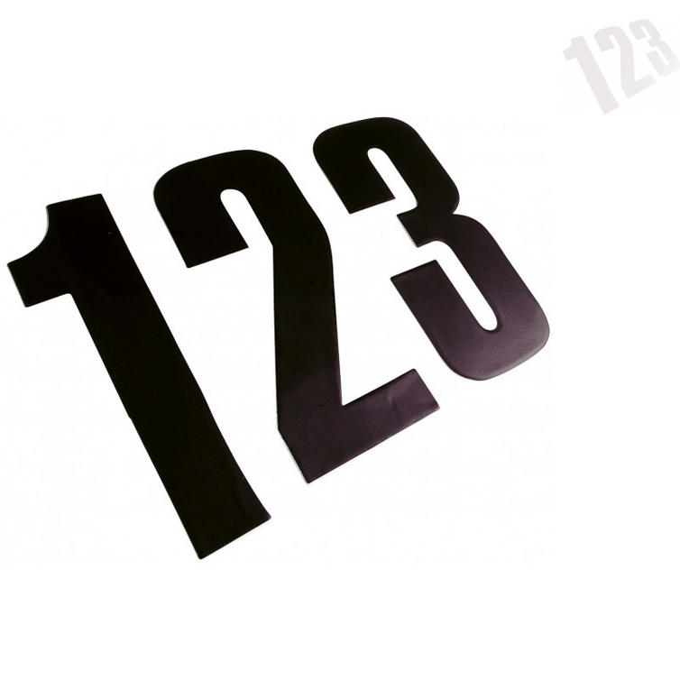 "Apico Number 0-9 6"" (15 cm) Kit 20 Pack"