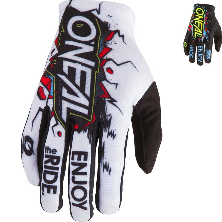 Oneal Matrix 2019 Villain Youth Motocross Gloves