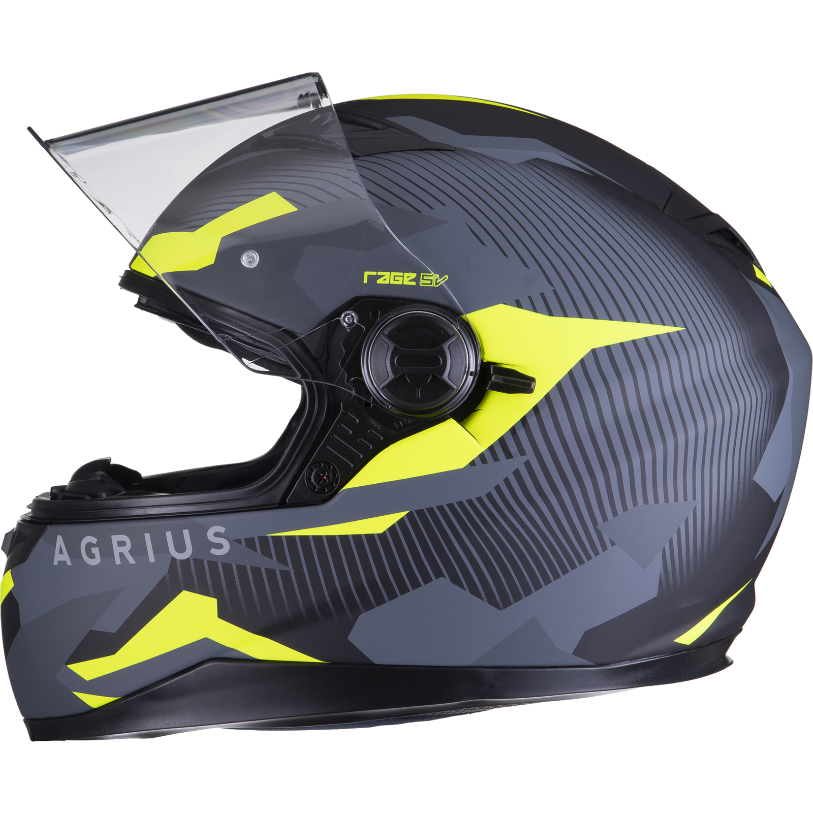 Agrius Rage Tracker Motorcycle Helmet