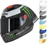 Shark Race-R Pro GP Winter Test Lorenzo Limited Edition Motorcycle Helmet & Visor