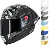 Shark Race-R Pro GP Winter Test Zarco Limited Edition Motorcycle Helmet & Visor