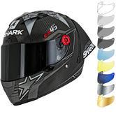 Shark Race-R Pro GP Winter Test Redding Limited Edition Motorcycle Helmet & Visor