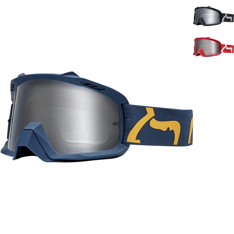 Fox Racing Air Space Race Motocross Goggles