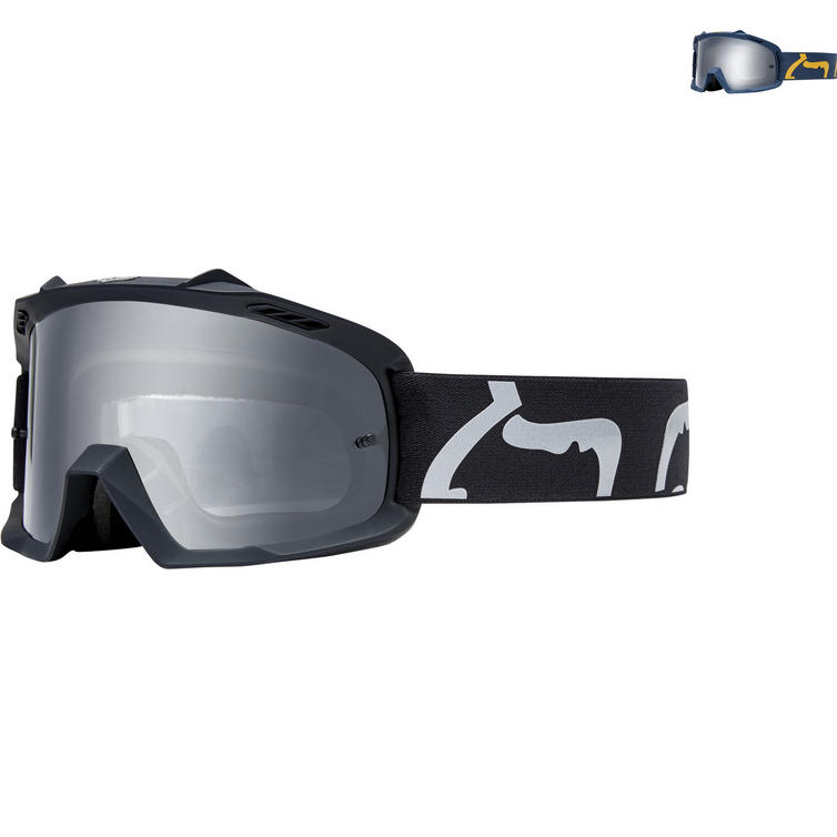 Fox Racing Youth Air Space Race Motocross Goggles