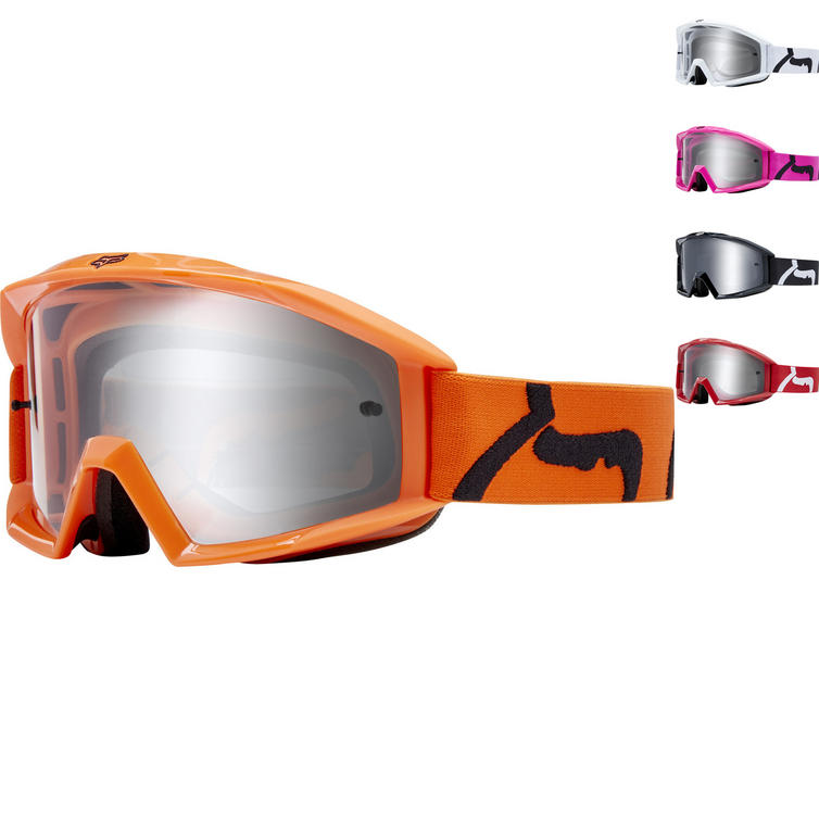 Fox Racing Youth Main Race Motocross Goggles