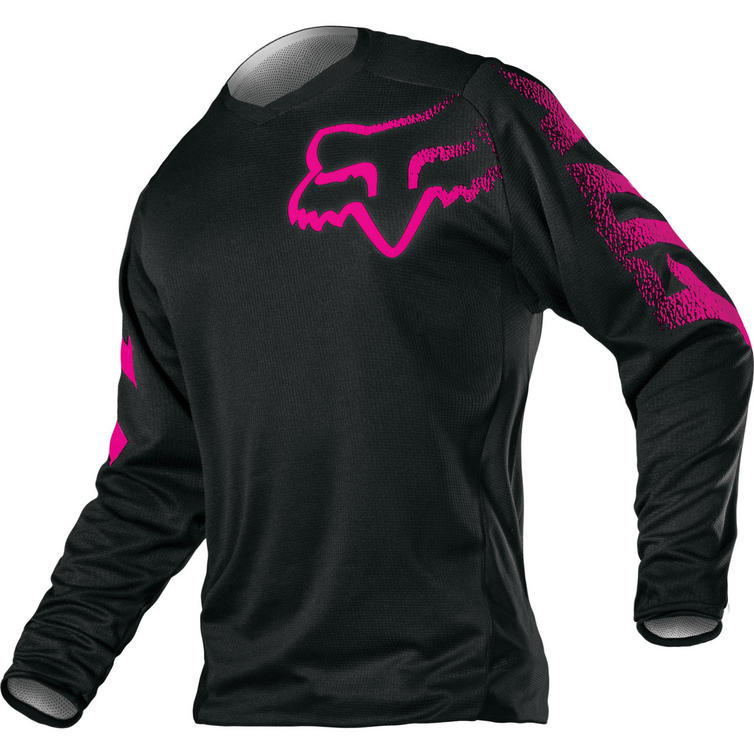 Fox Racing 2019 Ladies Blackout Motocross Jersey