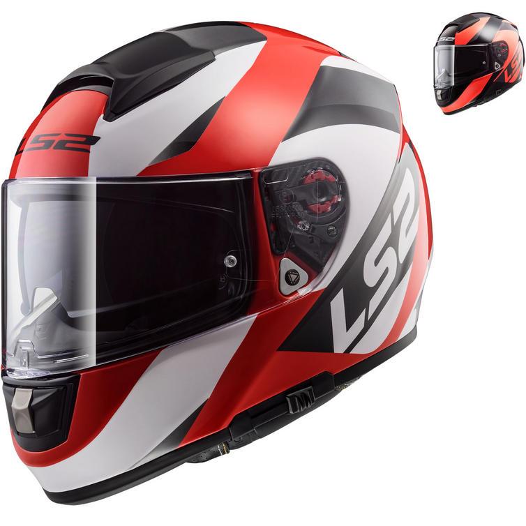 LS2 FF397 Vector FT2 Wavy Motorcycle Helmet
