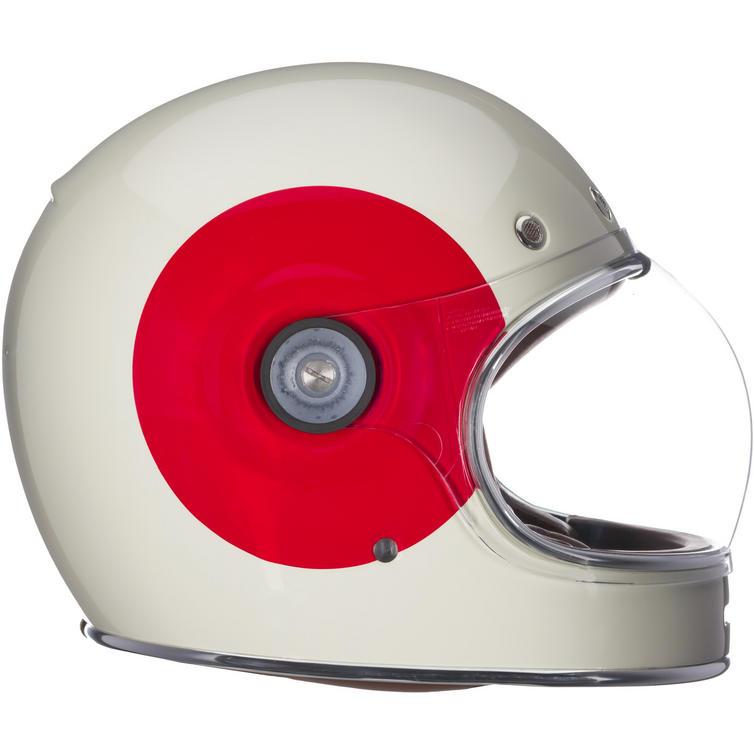 Bell Bullitt TT-Vintage Motorcycle Helmet